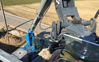 RP Machine - Gevelreiniging